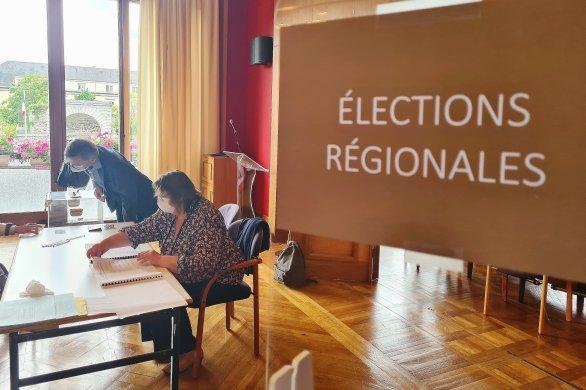 Pas de sursaut dans les bureaux de vote en Normandie