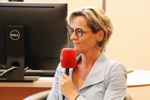 Régionales 2021: la réaction de Mélanie Boulanger