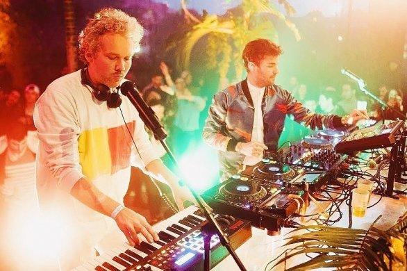 "Le duo Polo & Pan sort ""Cyclorama"" son deuxième album"