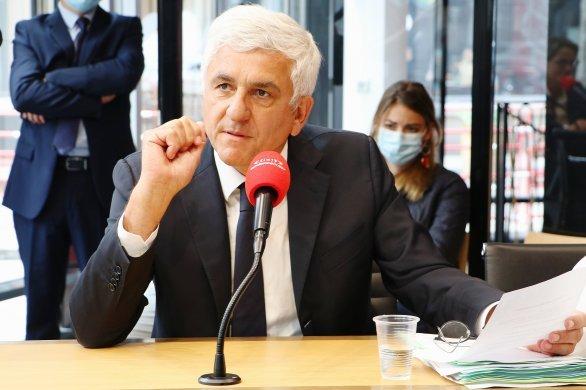 Normandie. Hervé Morin sera réélu président de la Région vendredi
