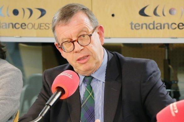 Manche. Jean Morin, candidat à la présidence duConseil départemental