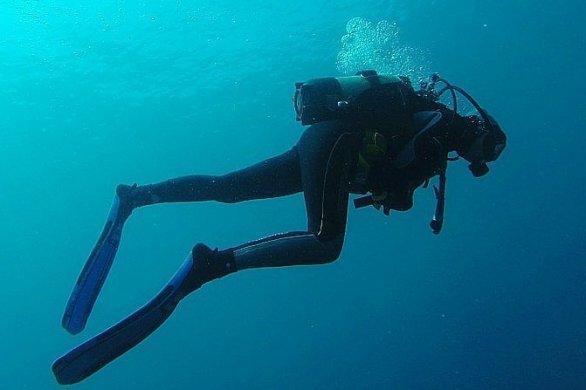 Quatre hommes secourus après un accident de plongée