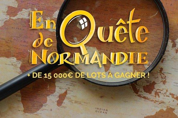 Le grand jeu En quête de Normandie est de retour cet été!