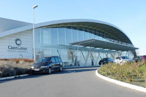 Covid-19: un centre de dépistage à l'aéroport de Caen-Carpiquet