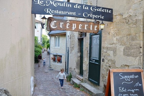 Le Moulin de la galetteà Bayeux