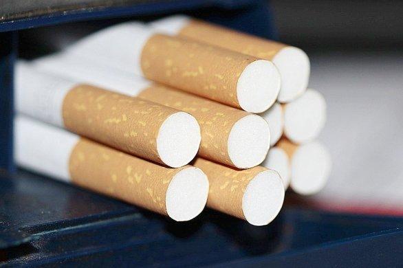 Plus de 2500 cartouches decigarettes de contrebande saisies