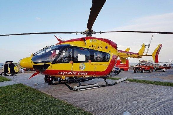 Plusieurs blessés dont un grave lors d'un moto-cross