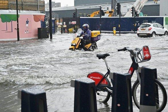 Assaillis par les cataclysmes, 195 pays se penchent sur les prévisions climatiques