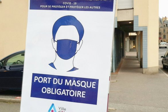 Port du masque obligatoire en extérieur : un arrêté pris dans l'Orne