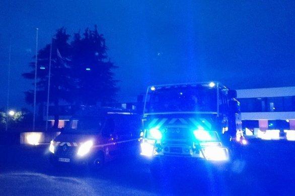 Des sapeurs-pompiers partis en renfort dans le sud de la France