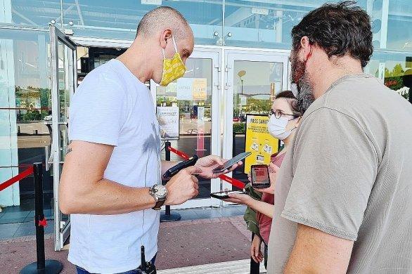 L'extension du pass sanitaire entre en vigueur ce lundi 9 août