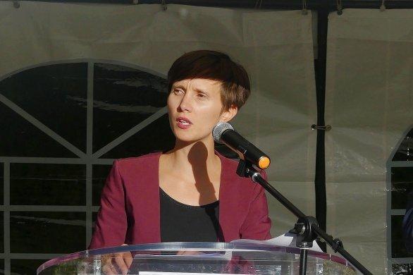 Marie Cornet, nouvelle secrétaire générale de la préfecture de l'Orne