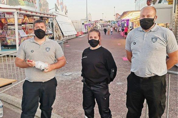 Les protocoles sanitaires engendrent une pénurie d'agents de sécurité
