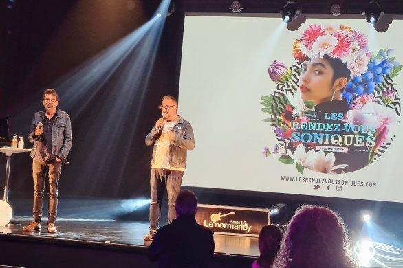 Plus de 30 concerts pour le festival des Rendez-vous soniques