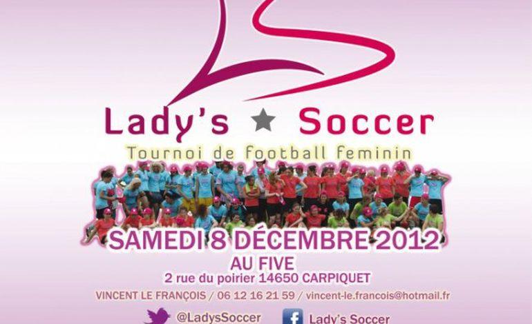 Lady's soccer : elles jouent contre le cancer à Caen