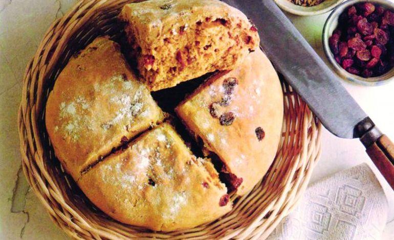 La recette de la Saint Patrick : le pain irlandais