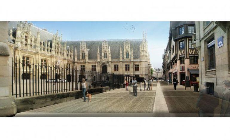 Rouen : les trois grands chantiers prioritaires de fin de mandat
