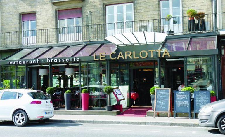 Le table de la semaine : le Carlotta, quai Vendeuvre à Caen
