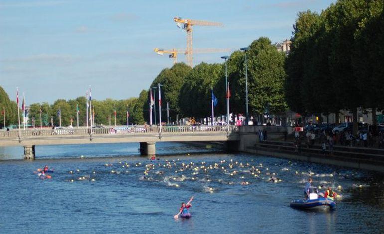 Triathlon : tous à Caen dimanche 12 mai