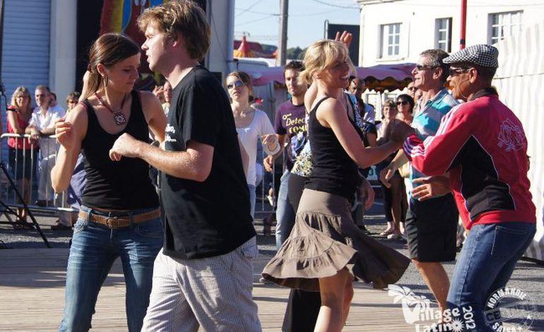 Le boom des danses de couple à Caen