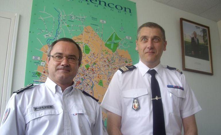 """Opération """"Tranquillité Vacances"""", avec police et gendarmerie de l'Orne"""