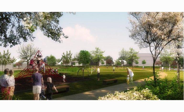 L'aménagement de l'éco-quartier de Verson a commencé