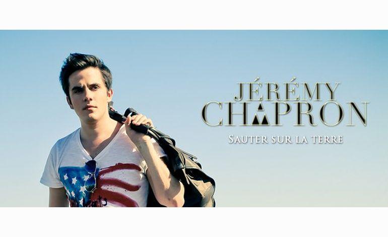Jérémy Chapron revient avec Sauter sur la Terre
