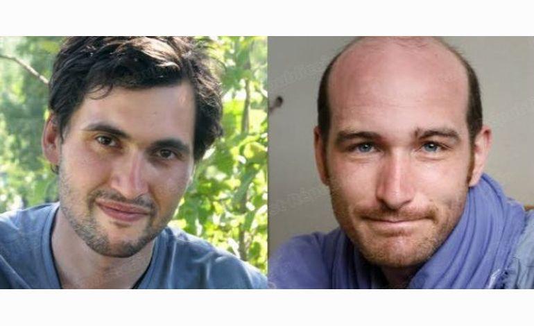 Journalistes otages en Syrie : l'information devait être révélée à Bayeux !