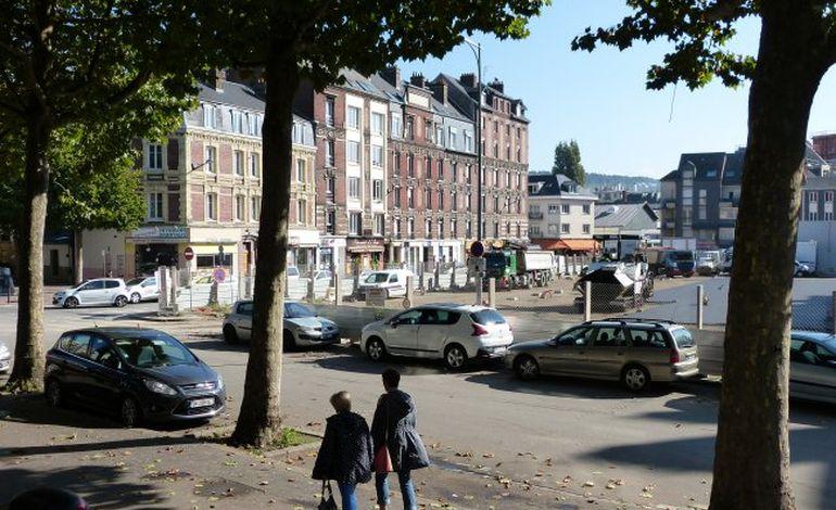 Immobilier, démographie, grands projets : le renouveau de la rive gauche de Rouen