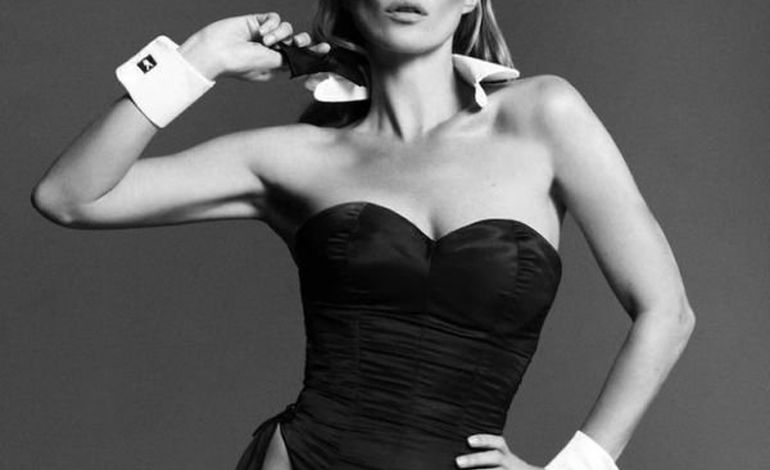 Les 25 ans de carrière de Kate Moss célébrés par  l'industrie de la mode