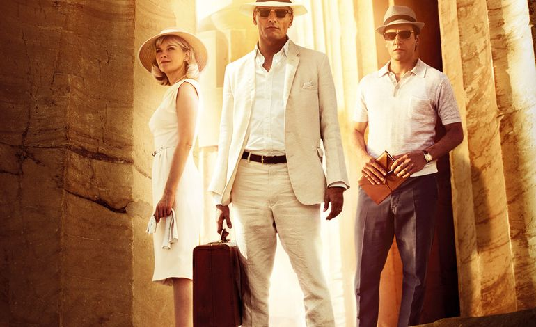 Le film du jour : the two faces of January
