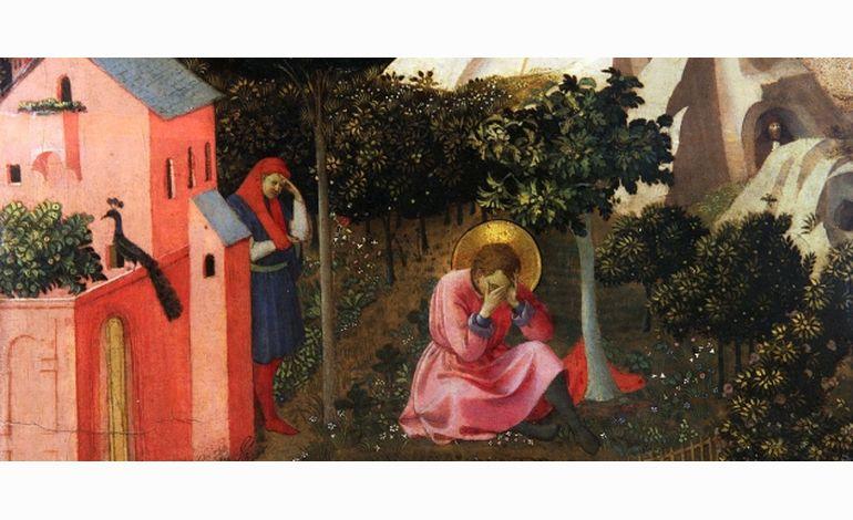 Cherbourg : le Fra Angelico en partie reconstitué à Chantilly