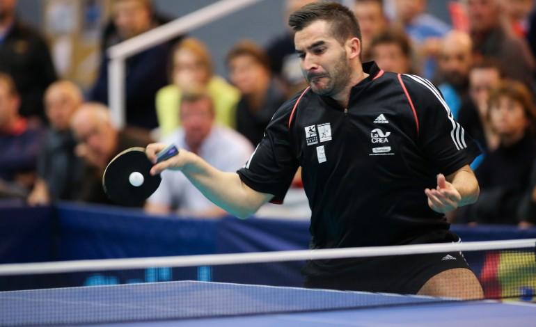 Tennis de table : le SPO Rouen tutoie les étoiles face à Boulogne