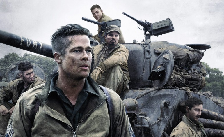 Fury, un film de guerre avec Brad Pitt et Shia Labeouf