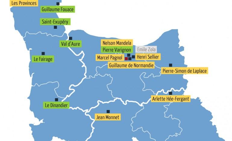 Réseaux d'éducation prioritaire : la liste complète dévoilée pour le Calvados