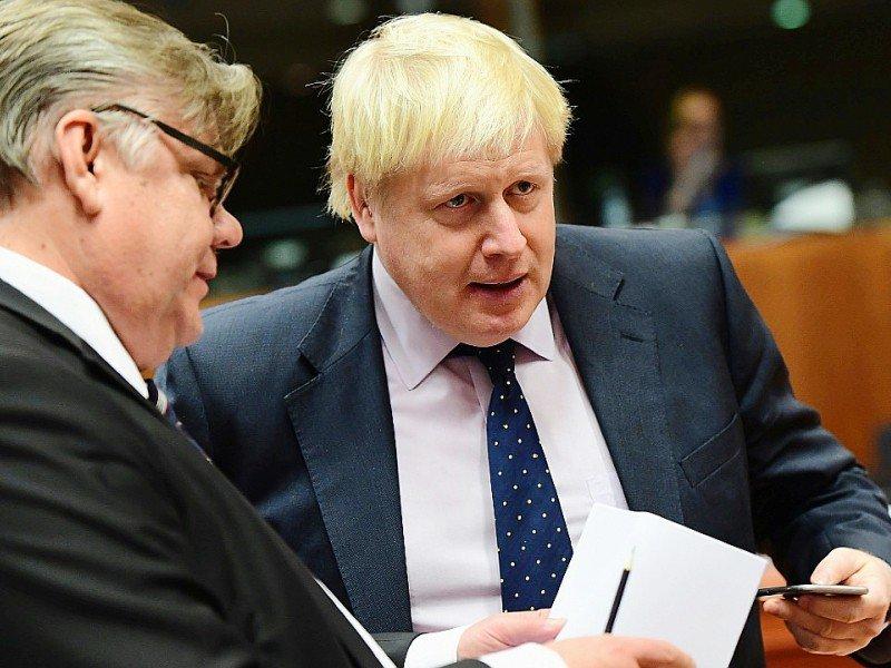 Boris Johnson le 14 novembre 2016 à Bruxelles    EMMANUEL DUNAND [AFP]