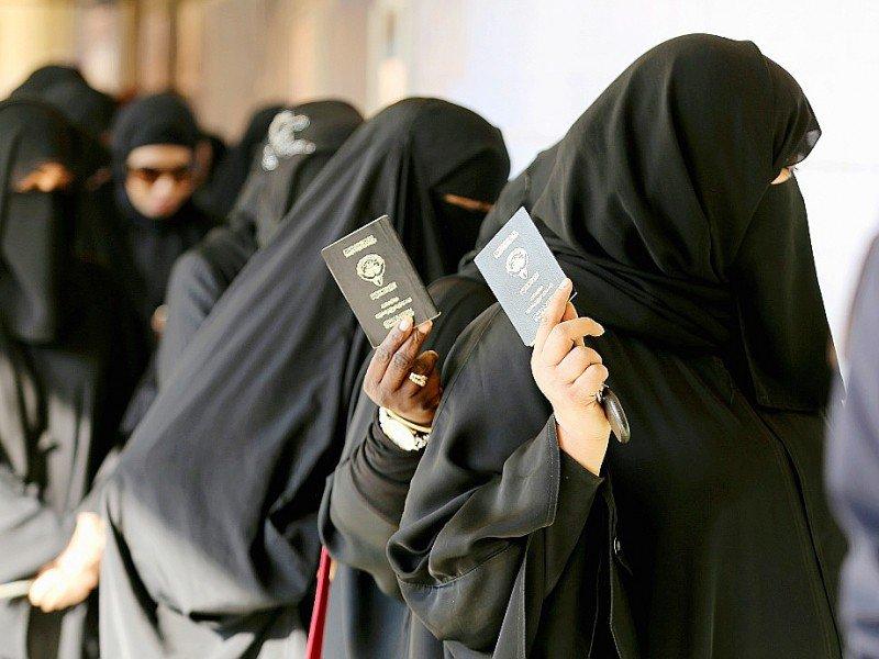Des femmes koweitiennes s'apprêtent à voter le 26 novembre 2016 à Koweït    Yasser Al-Zayyat [AFP]