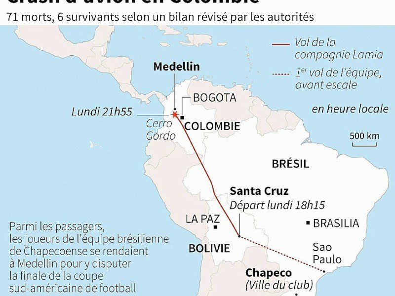Crash d'avion en Colombie - John SAEKI, Laurence CHU [AFP]