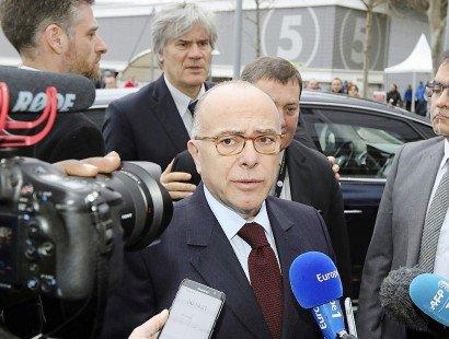 Bernard Cazeneuve au salon de l'agriculture à Paris, le 27 février 2017 - Jacques DEMARTHON [AFP]