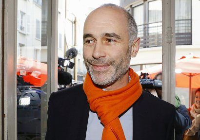 L'ancien directeur de campagne d'Alain Juppé, Gilles Boyer, le 12 octobre 2016 à Boulogne-Billancourt    PATRICK KOVARIK [AFP]