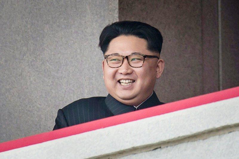Le leader Nord Coréen Kim Jong-Un le 10 mai 2016    Ed Jones [AFP/Archives]