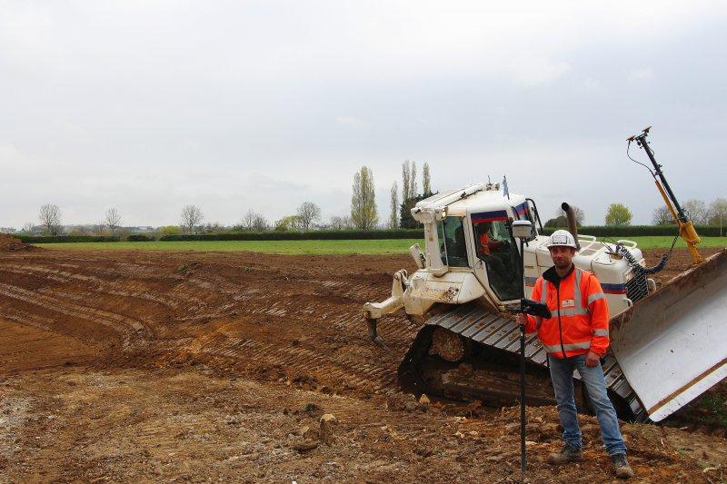 Les travaux sur le site Koenig doivent se terminer dans un mois - Margaux Rousset