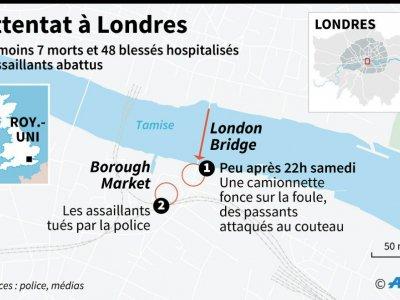 Attentat à Londres    Sabrina BLANCHARD [AFP]