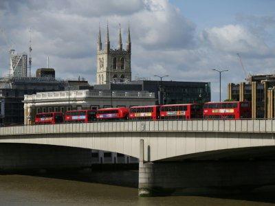 London Bridge à Londres le 4 juin 2017 après l'attentat    Daniel LEAL-OLIVAS [AFP]