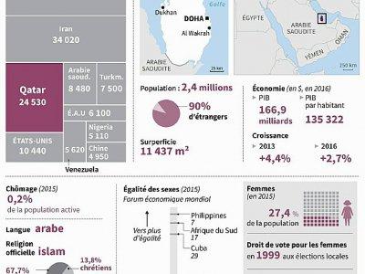 Qatar - Paz PIZARRO [AFP]