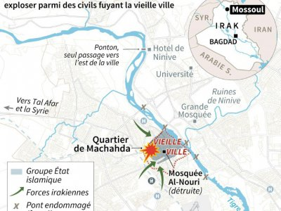 Un kamikaze sème la mort parmi des civils - Kun TIAN [AFP]