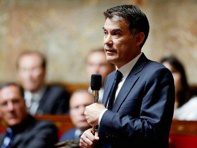 Le président du groupe Nouvelle gauche (socialistes) à l'Assemblée nationale à Paris le 28 juin 2017    Thomas SAMSON [AFP]