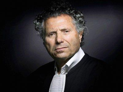 L'avocat Gilles-William Goldnadel à Paris le 10 février 2015    JOEL SAGET [AFP/Archives]