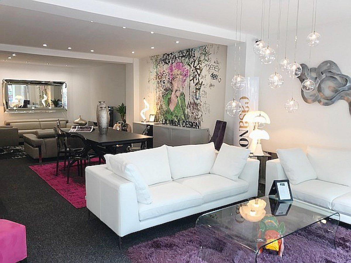 la villa design une nouvelle boutique de meubles contemporains caen. Black Bedroom Furniture Sets. Home Design Ideas