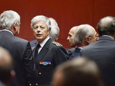 Le préfet Henri-Michel Comet à Nantes, le 26 janvier 2016    LOIC VENANCE [AFP]